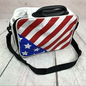 🇺🇸 USA Flag- LUNCH BOX 4th of July